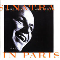Frank Sinatra And Sextet – Sinatra Live In Paris - CD - Brand NEW and SEALED