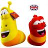 UK Cute Plush Funny Creative Larva Insect Doll Stuffed Soft Toy Kids Gift