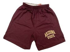 Vintage Asu Arizona State Sun Devils Football Red Shorts Men's Size Xl Nwt