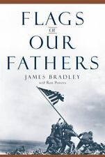Flags of Our Fathers (Hardcover)  by James Bradley & Ron Powers, Very Good
