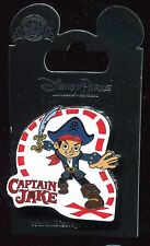 Jake and The Neverland Pirates CAPTAIN JAKE Disney Pin