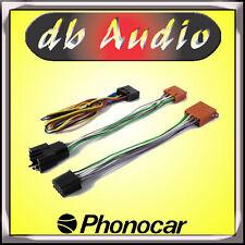 Phonocar 4/813 Cavo Vivavoce Opel Zafira Signum Connettore Stereo per Bluetooth