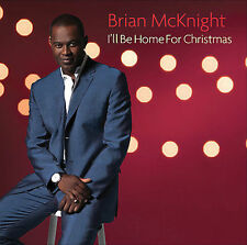 I'll Be Home for Christmas by Brian McKnight (CD, Oct-2008, Razor & Tie)