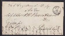 Austria 1861 SFL, DUX CDS, Aussig, Kollin transits