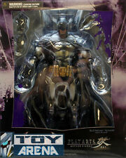 Batman Arkham Asylum Batman Armored Play Arts Kai Action Figure Square Enix