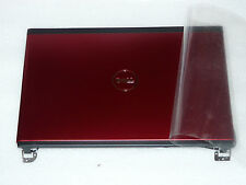 """NEW GENUINE DELL VOSTRO 3300 13.3"""" LED LID COVER RED HINGES WIRES 68K1R 068K1R"""
