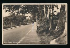 Somerset PORTISHEAD Nore Rd c1900/20s? PPC local pub Lewis - Mark to front