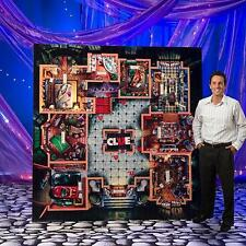 Clue Game Board Standee  entertainment Carnival party game