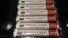 WORLD'S FINEST CHOCOLATE (6) Almond x $1.00 Bars