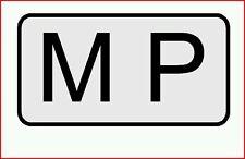 Pegatina Adhesivo Mercancías Propias Sticker Aufkleber Autocollant