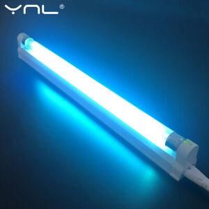 6W/8W UVC Tube T5 Sterilizer Lamp Lights Ozone Germicidal 220V UV