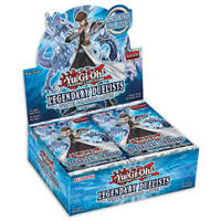 YU-GI-OH LEGENDARY DUELISTS WHITE DRAGON ABYSS SUPER / ULTRA RARE *LED3* CARDS.