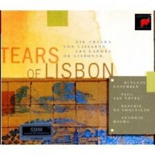 PAUL VAN NEVEL / HUELGAS ENSEMBLE - TEARS OF LISBON-PORTUGESE FADO  CD  NEU