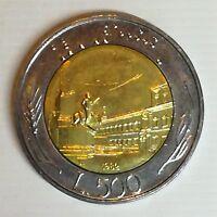 Repubblica Italiana 500 Lire FDC 1982
