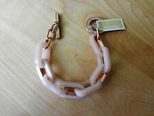 Michael Kors Chain Link Pave Toggle Bracelet MSRP $165