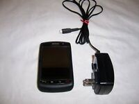 BLACKBERRY STORM - Black (Verizon) Smartphone - NOT WORKING, FOR PARTS ONLY
