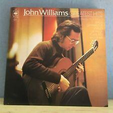 JOHN WILLIAMS Greatest Hits 1974 UK VINYL LP  EXCELLENT CONDITION best of