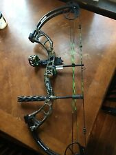 Bear Cruzer X Compound Bow plus Hundreds In Accessories.