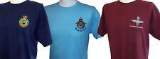 British Military T-Shirts - Scottish & UK Regiments, RAF, Royal Navy & Marines