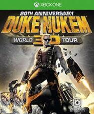 Microsoft XBOX One XBOne Spiel Duke Nukem 3D 20th Anniversary World Tour deutsch