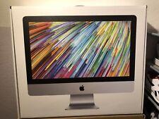 "Mac Originalverpackung Apple iMac Karton 21,5"" inkl. Styrophor Teilen"