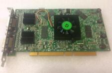 Brand New Matrox QID Pro, MGI QID-P256PROF, 256MB PCI-X Graphics Adapter