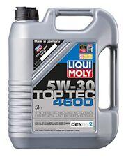 7l Liqui Moly Top Tec 4600 5w-30 aceite de motor cera aditivo