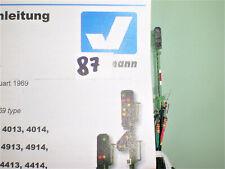 vissmann - n  4412  licht einfahrtssignal