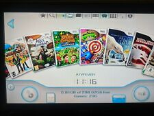 Nintendo Wii console with 200+ Games