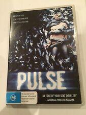 Pulse (DVD, 2007) Ex-Rental - Free Postage