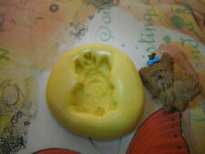 LITTLE YORKIE Flexible Silicone Mold-clay, wax, fondant, resin