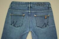 Notify Anemone Boot Cut Jeans Women's Size 26 Medium Wash Denim Made In Italy