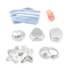 Handmade Bath Bomb Mold Soap Making Mould Tools Craft Heat Sealer Kit Set