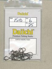 Daiichi 1510 - glo-bug hook - size 06        quantity 25