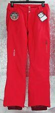 New Women's Columbia TITANIUM Snow Rival Ski Snowboard Pants Size M WK0180 $199