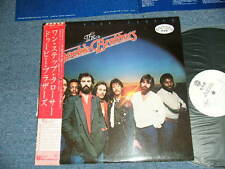 DOOBIE BROTHERS Japan 1980 WHITE LABEL PROMO NM LP+Obi  ONE STEP CLOSER