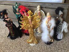 Vintage Bob Mackie Barbie Dolls Lot