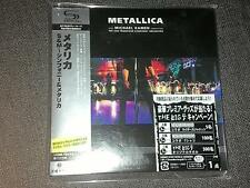 Metallica S&M JAPAN MINI LP SHM 2 CD MICHAEL KAMEN SAN FRANCISCO SYMPHONY SEALED