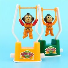Somersault Wind Up Gymnastics Kids Classic Toys Monkey Animal  Shaped Plastic