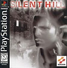 Silent Hill (Sony PlayStation 1, 1999)