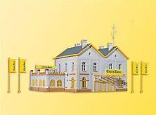 Kibri HO 39323 H0 Verwaltungsgebäude GleisBau Bausatz +Neu+
