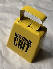 2017 Red Hook Crit Yellow Cow Bell Rockstar Bicycle Cycle Race Tour