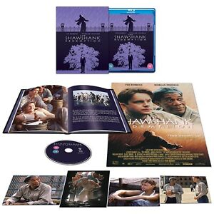 The Shawshank Redemption - Ultimate Collector's Edition Blu-Ray New and Sealed