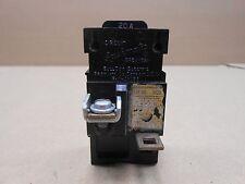 1 ITE I-T-E BULLDOG PUSHMATIC P120 31120 CIRCUIT BREAKER 20A 20 AMP 1P 240V