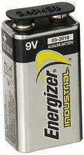 Energizer EN22 Industrial 9V Alkaline Batteries 12 Ct. FREE SHIPPING