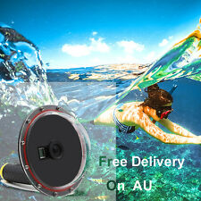 Waterproof Go Pro Hero 3/3+ Hero 4 Underwater Photography Dome Port Housing AU