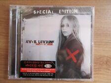 Avril Lavigne - Under My Skin Korea Orig CD And DVD SEALED NEW RARE STICKER