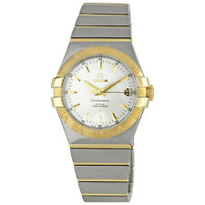 Omega Constellation Chromometer 35mm Mens Watch 123.20.35.20.02.002