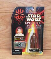 Anakin Skywalker Naboo With Comlink Unit Star Wars Episode 1 Action Figure