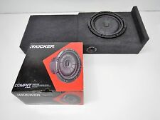2004 to 2008 Ford F150 Supercab Subwoofer Enclosure 10 sub Box Extended Ext Cab